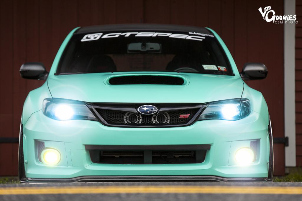 Mint Sti The Anti Rally Epiphany Ian Galvez S 2011 Wrx