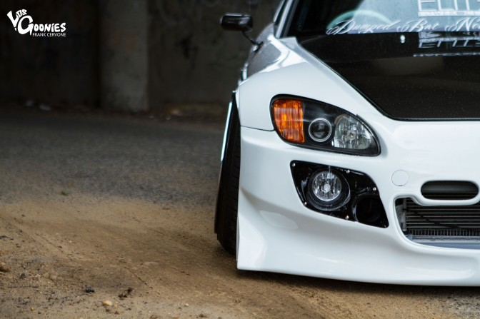 RETURN OF THE REAL – Satu's Bagged and Shaved AP1 Honda S2000